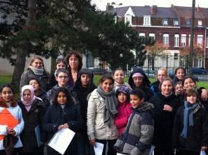Collège samain de Roubaix