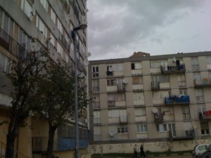 Le quartier des Bosquets à Montfermeil comporte de nombreuses copropriétés en difficulté