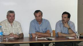taaf6 Conférence de presse et réunion de crise