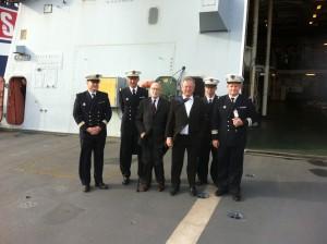 photo 300x224 Déplacement des rapporteurs à Toulon