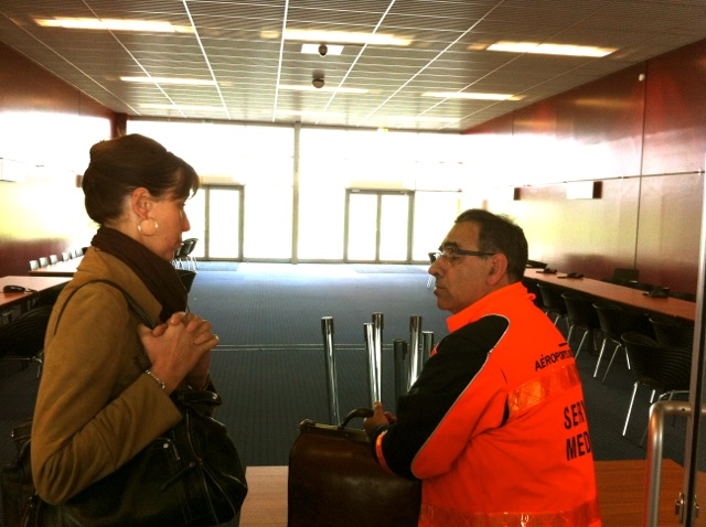 rencontre aeroport roissy Arras